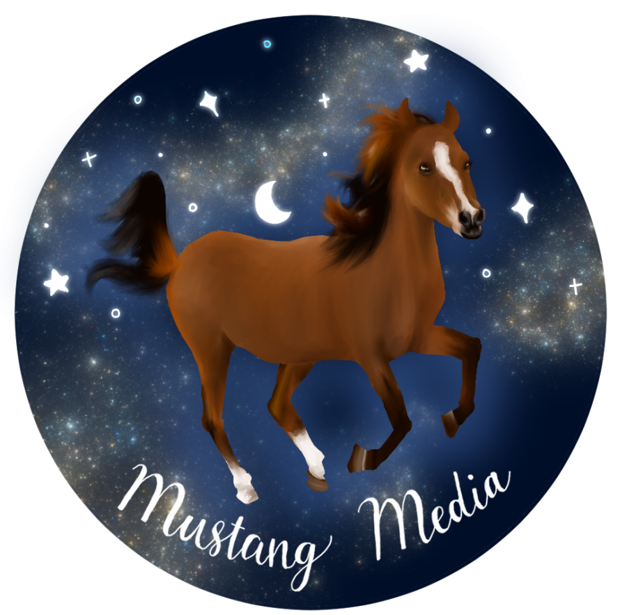 Mustang to the Moon by Linda Xie