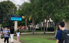Students return to in person school for the 2021-22 school year